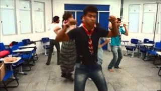 TAREFA 15 - 9º General Sampaio /  A dança do Tiro Liro Liro