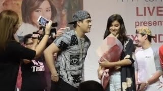 Enrique Gil surprised Liza Soberano. Her reaction was priceless!