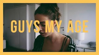 Guys My Age / Hey Violet / Cover By Felicia Lu