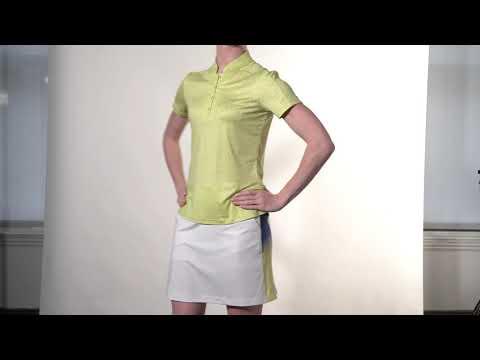 G2F21K107_Daiquri Short Sleeve Polo