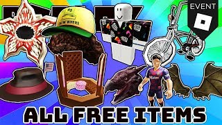 How to get the event items roblox videos / InfiniTube