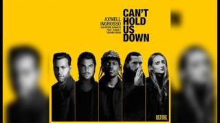Axwell Λ Ingrosso ft. Pusha T, Salvatore Ganacci & Silvana Imam - Can't Hold Us Down (Audio)