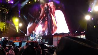 Dude (Looks Like a Lady) by Aerosmith at Petco Park June 11, 2015