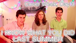Shawn Mendes & Camila Cabello - I Know What You Did Last Summer (cover) | Cover Week, Day 3