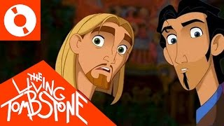 The Living Tombstone - THE ROAD TO EL DORADO REMIX! - Free Download!