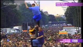 Paul Van Dyk - For An Angel 1998 Clubland TV version