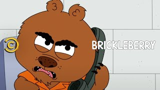 Brickleberry - Hazelhurst Prison