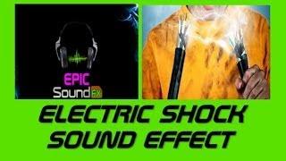 Electric shock shortout sound effect - EPICsoundFX