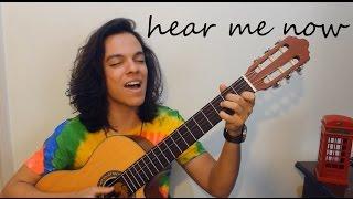 HEAR ME NOW - Gabriel Nandes Cover (Alok, Bruno Martini ft. Zeeba)