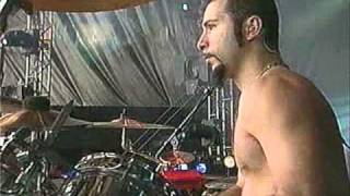 System of a Down Live in PinkPop - Deer Dance