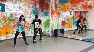 Ed Sheeran - I See Fire.Hip Hop Choreography by Евгений Денисенко.All Stars Workshop 08.2015