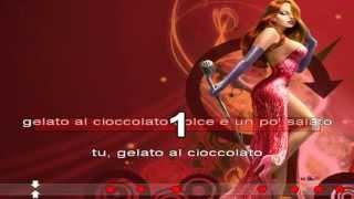 Karaoke - Gelato al cioccolato - Pupo