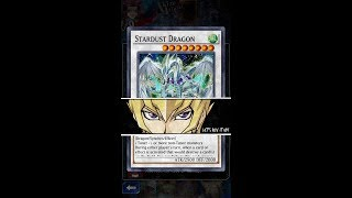 Yugioh Duel Links - Does Jack Atlas have a LINE with Stardust Dragon?