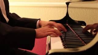 Matthew performs Scriabin's Prelude Op.11, No.8 in F# Minor