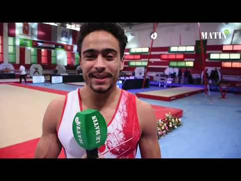 Video : Gymnastique: Houssaini et Moussaoui font razzia à Marrakech