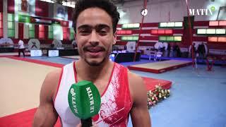 Gymnastique: Houssaini et Moussaoui font razzia à Marrakech