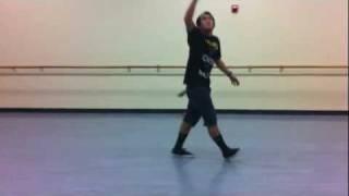 Mikey Castro   Choreography to It Will Rain by Bruno Mars