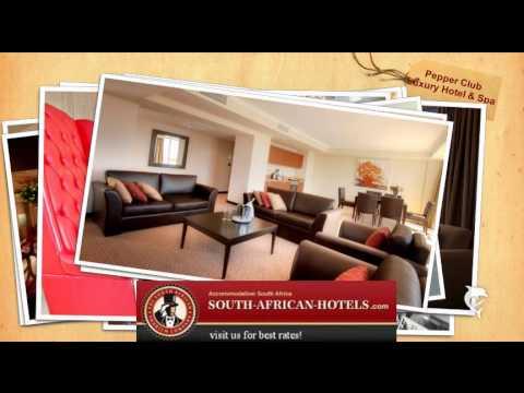 Pepper Club Luxury Hotel & Spa, Cape Town