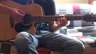 Slipknot   Vermillion part 2 guitar cover
