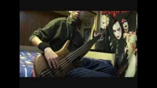 The Cult - Wild Flower Bass Cover By Marga