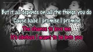 Ariana Grande feat. Cashmere Cat - Be My Baby (BGV) [Karaoke / Instrumental]