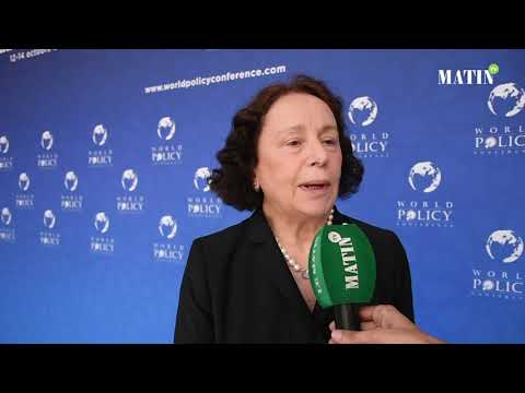 Video : #World_Policy_Conference: Déclaration de Ana Palacio