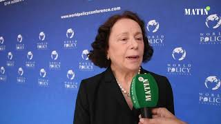 #World_Policy_Conference: Déclaration de Ana Palacio