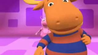 Os Backyardigans 4 Abertura invertida