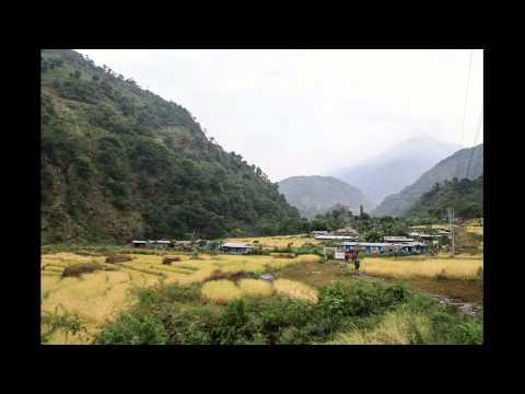 NEPAL-Trekking Annapurna around