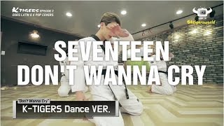MI GENTE, EXO (OVERDOSE) & SEVENTEEN (DON'T WANNA CRY) taekwondo dance cover at Zany TV width=