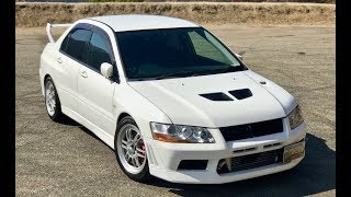 Modified 2001 Mitsubishi Evolution VII - One Take