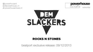 Dem Slackers - Rocks n Stones (Toby Green Remix) (preview)