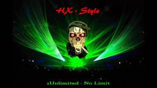 2Unlimited - No Limit (HX - Style) (Full HD)