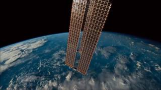 The Unforgiven - Metallica/Apocalyptica - (harmonica cover) - Timelapse of Earth from the ISS.