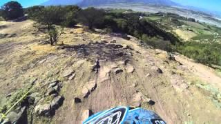 Final San Fernando , Cerro la Flecha - Nicolas Rodriguez