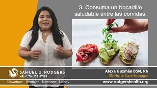 SAMUEL U. RODGERS LES TRAE - CONSEJOS DE NUTRICIÓN