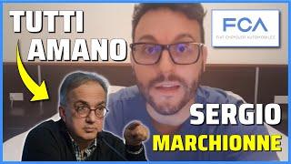 Tributo a Sergio Marchionne, ad un anno dalla scomparsa