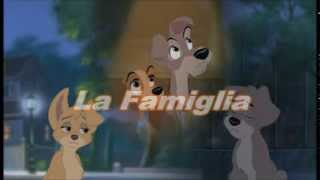 """Lady And The Tramp 2 - """"Always There"""" (italian version with lyrics)"""
