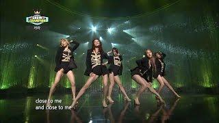 【TVPP】KARA - Pandora, 카라 - 판도라 @ Show Champion Live