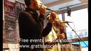 Papa Dee - Susy Wong, Live at Bengans, Stockholm 1(5)