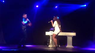 Dina Mendes feat Mika Mendes- I Want It (Live in Tilburg)