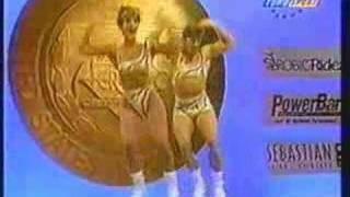 National Aerobics Championship USA 1995 Mixed Pair