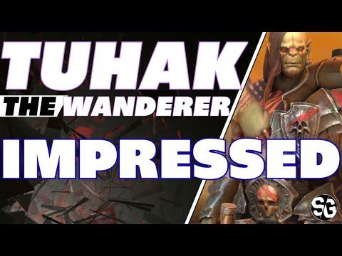 Tuhak the Wanderer Impressed me Raid Shadow Legends Tuhak review