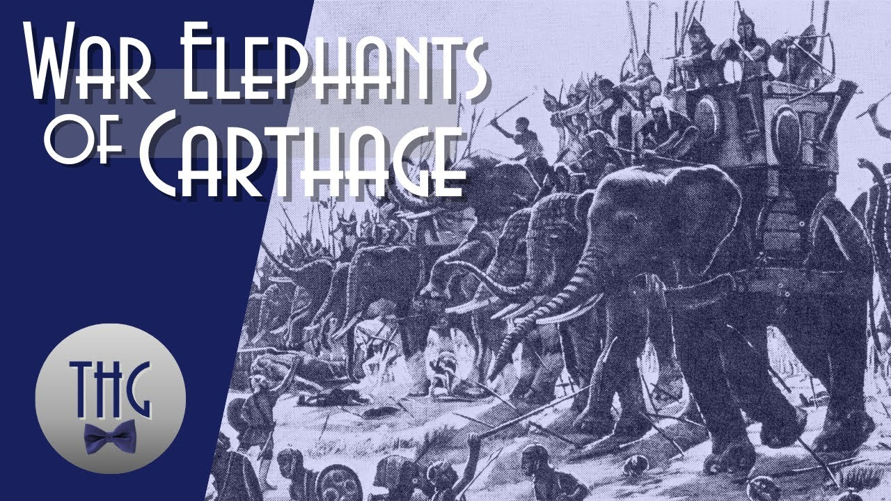 The War Elephants of Carthage