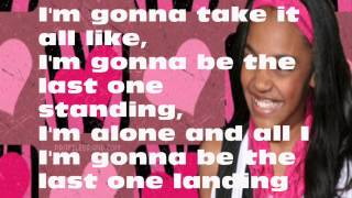 China Anne Mcclain - Dynamite (Lyrics)