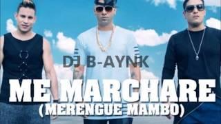 Wisin Ft Los Cadillacs - Me Marcharé Remix