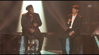 Peter Brandenberger & Will G. - Easy - Live-Show 2 - The Voice of Switzerland 2014