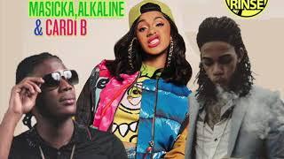 Cardi B ft. Alkaline & Masicka - Finesse (Remix)