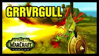 Where is Grrvrgull the Conquerer Rare WoW