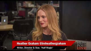 Heather Graham: Hollywood Rarely Shows 'The Female Perspective' On Sex